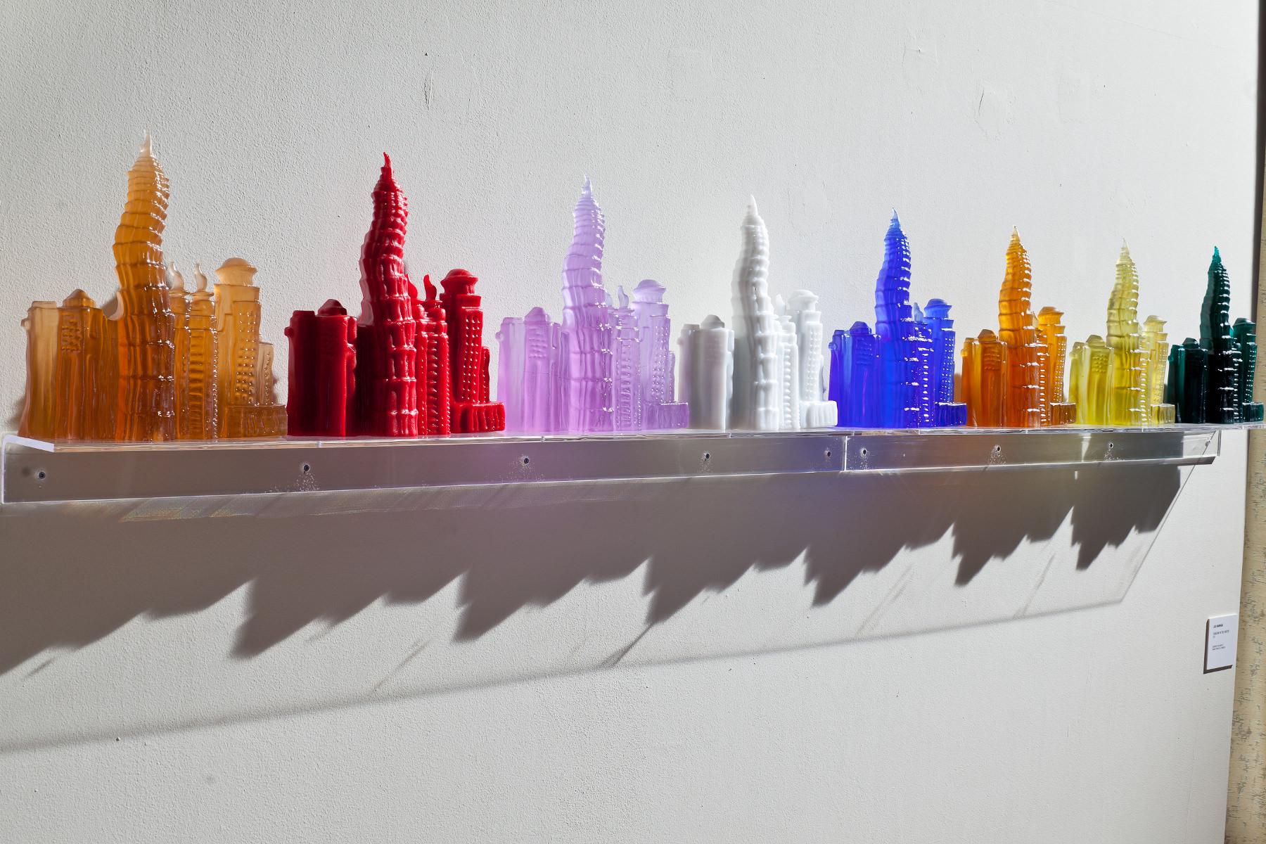 Liu Jianhua - Shadow in the water (2011)
