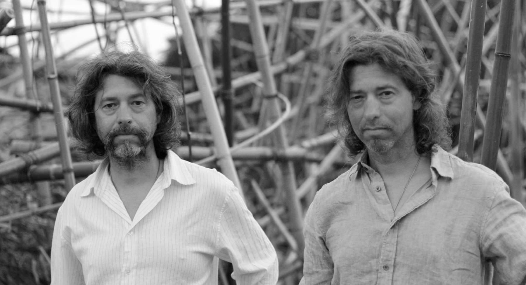 Mike + Doug Starn