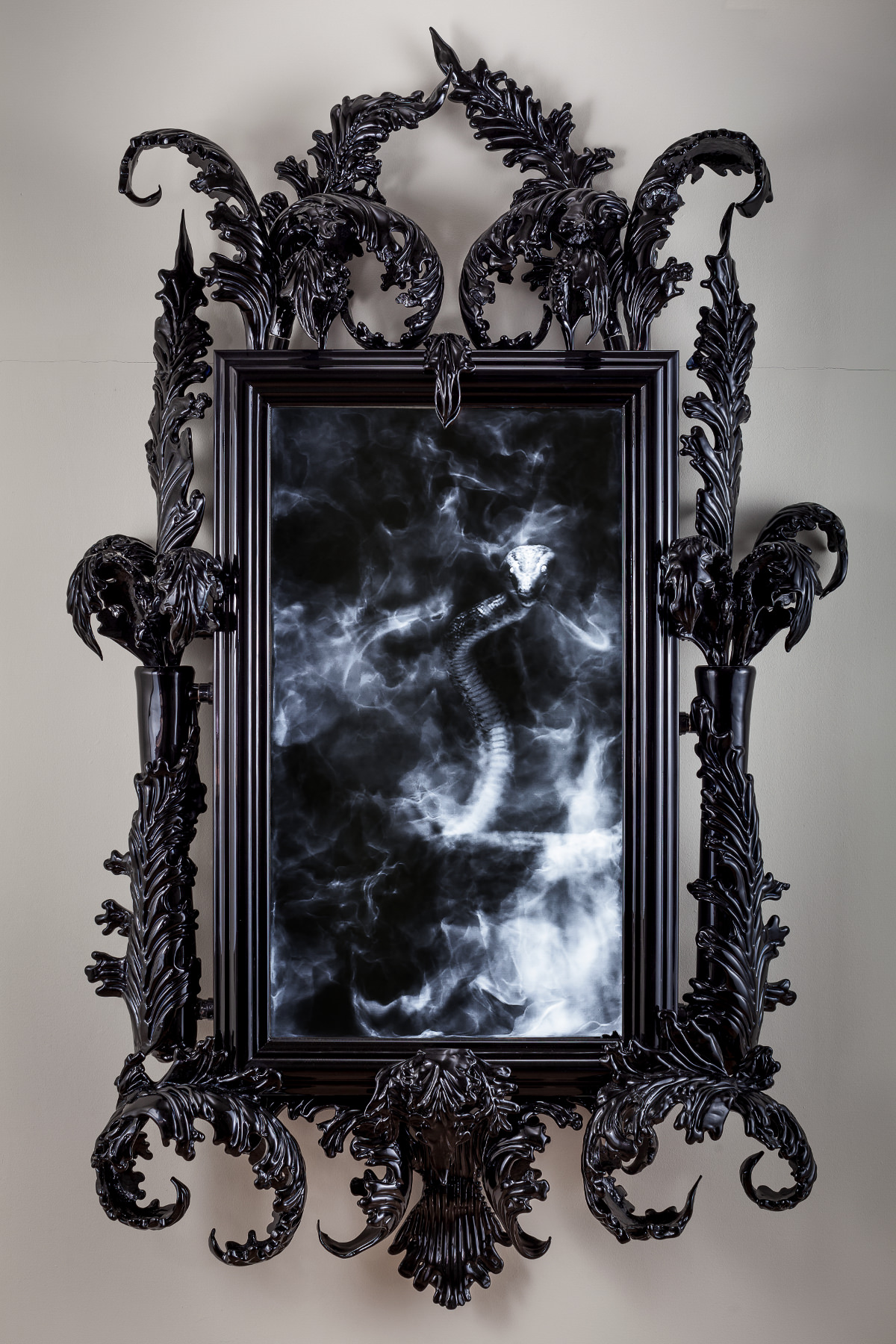 Mat Collishaw - East of Eden