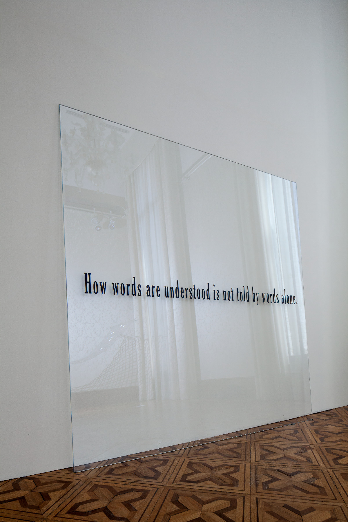 Joseph Kosuth - No Number 19