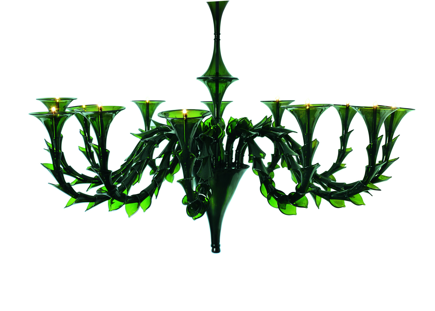 Fabio Fornasier - Recycled Chandelier