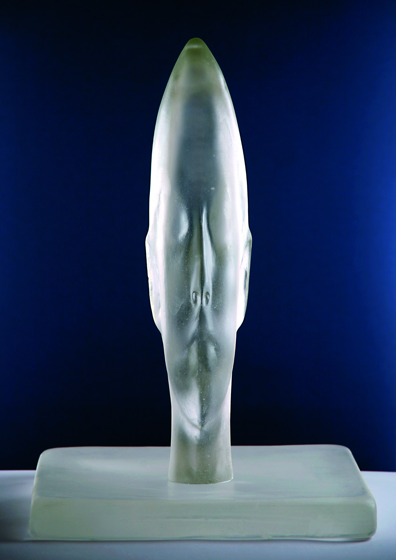 Jaume Plensa - Cristina's Frozen Dreams