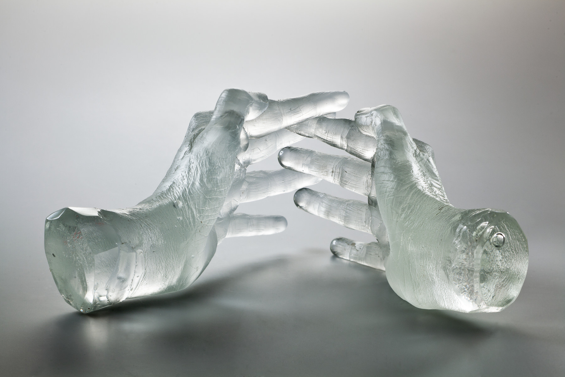 Jaume Plensa - Laura's Hands
