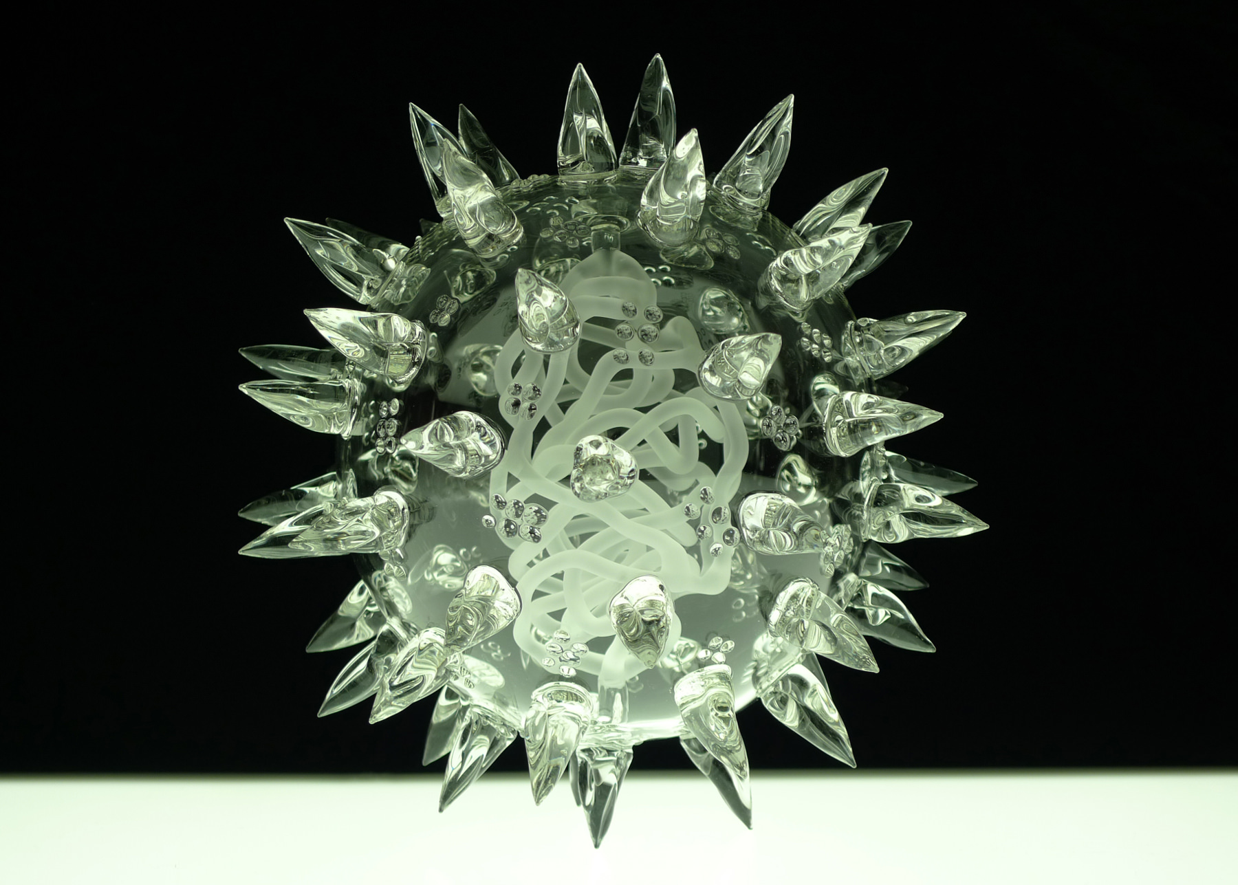 Luke Jerram - Untitled Future Mutation