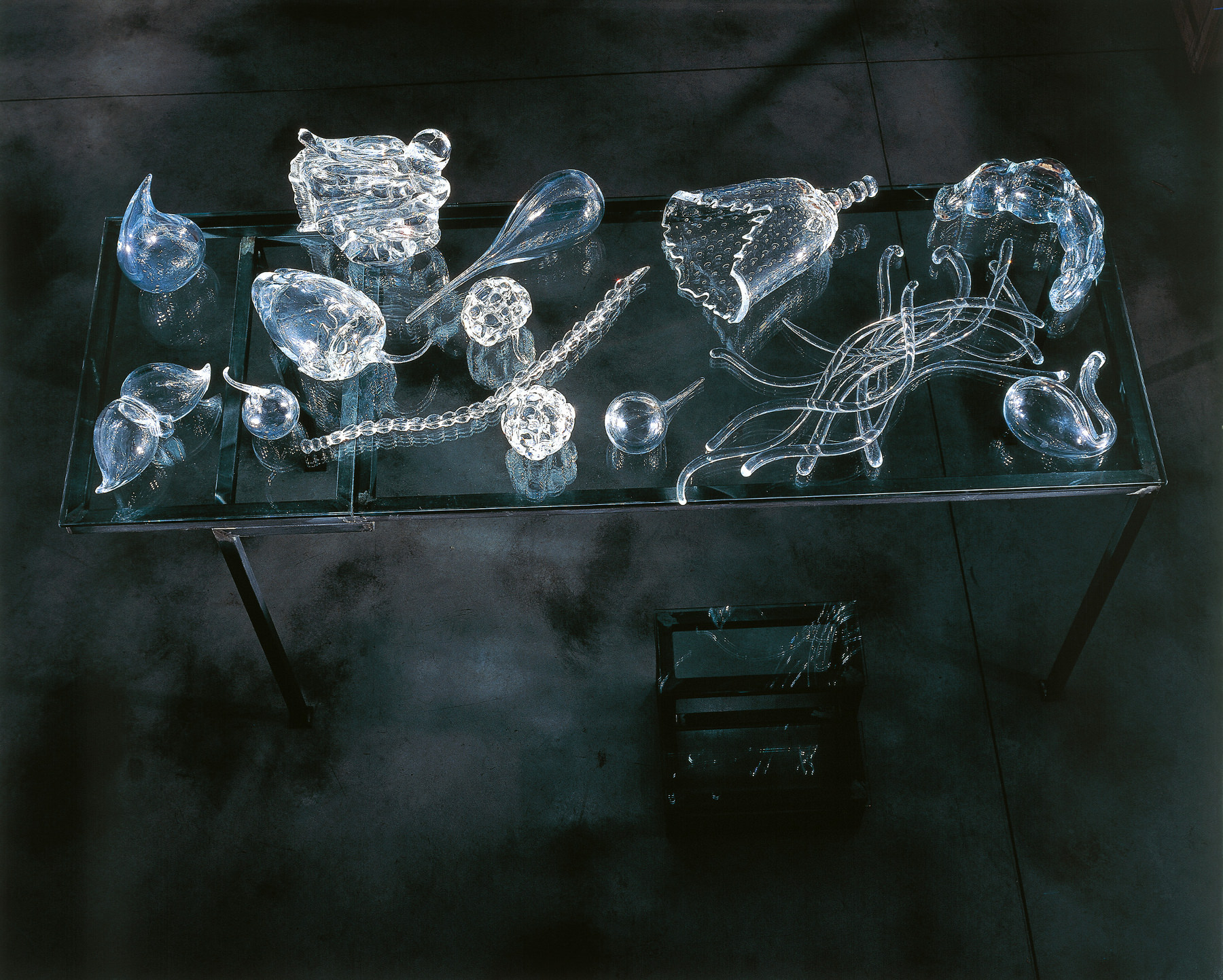 Chen Zhen - Crystal Landscape of Inner Body