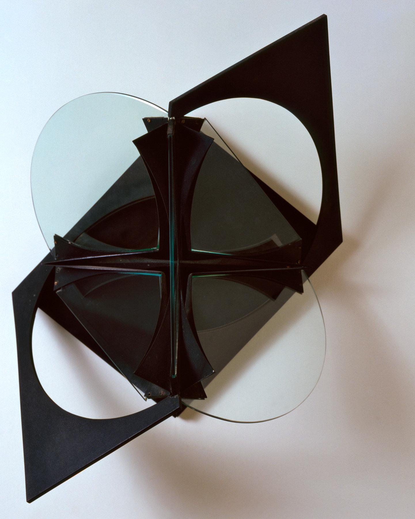 Anton Pevsner- Croce Ancorata
