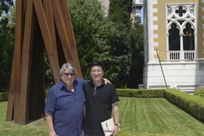 Glasstress will travel to China