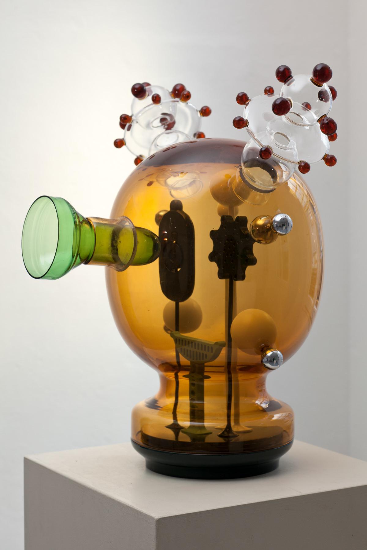 Jaime Hayon - Testa Mecanica