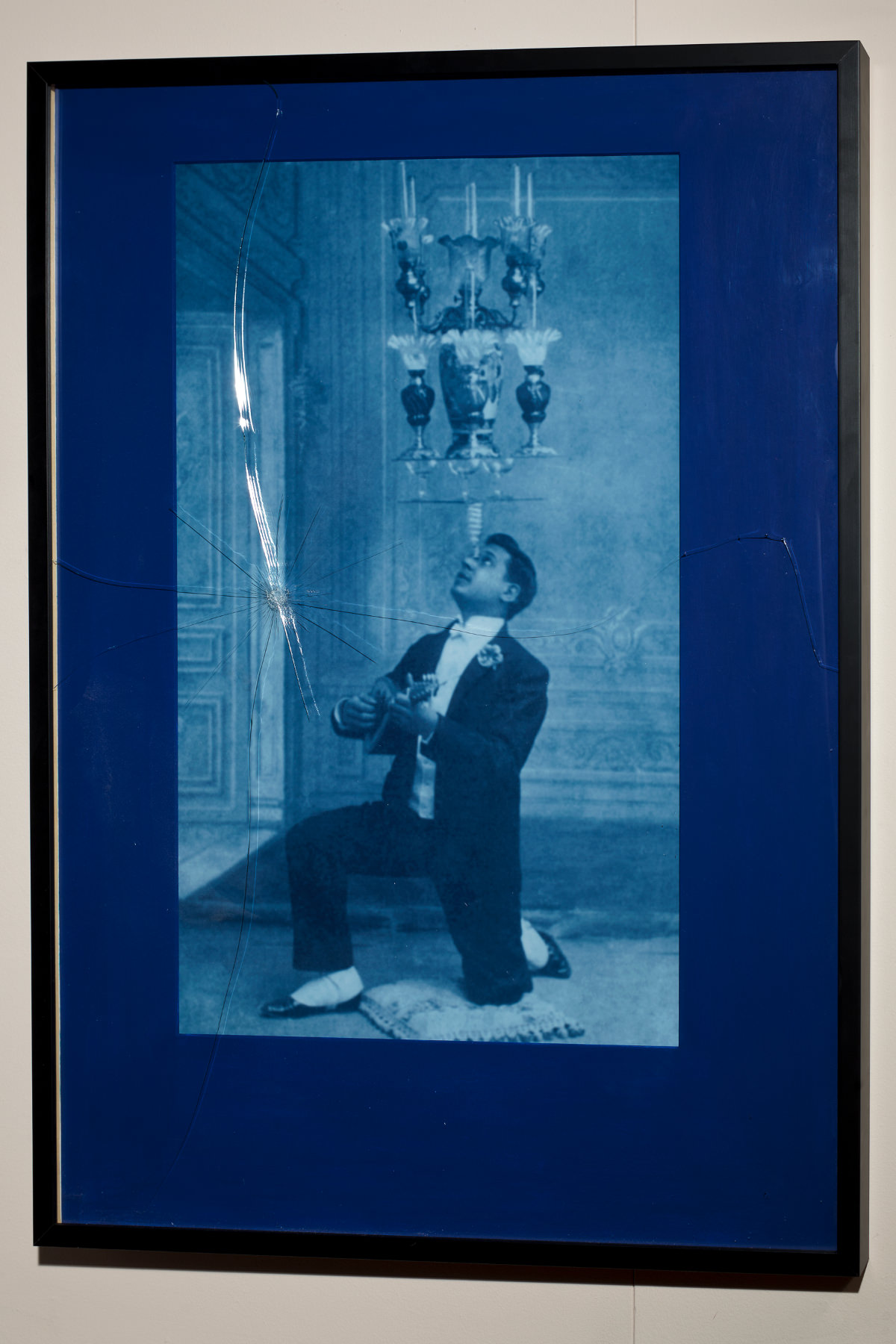 Barbara Bloom - Balance: Blue Gentleman