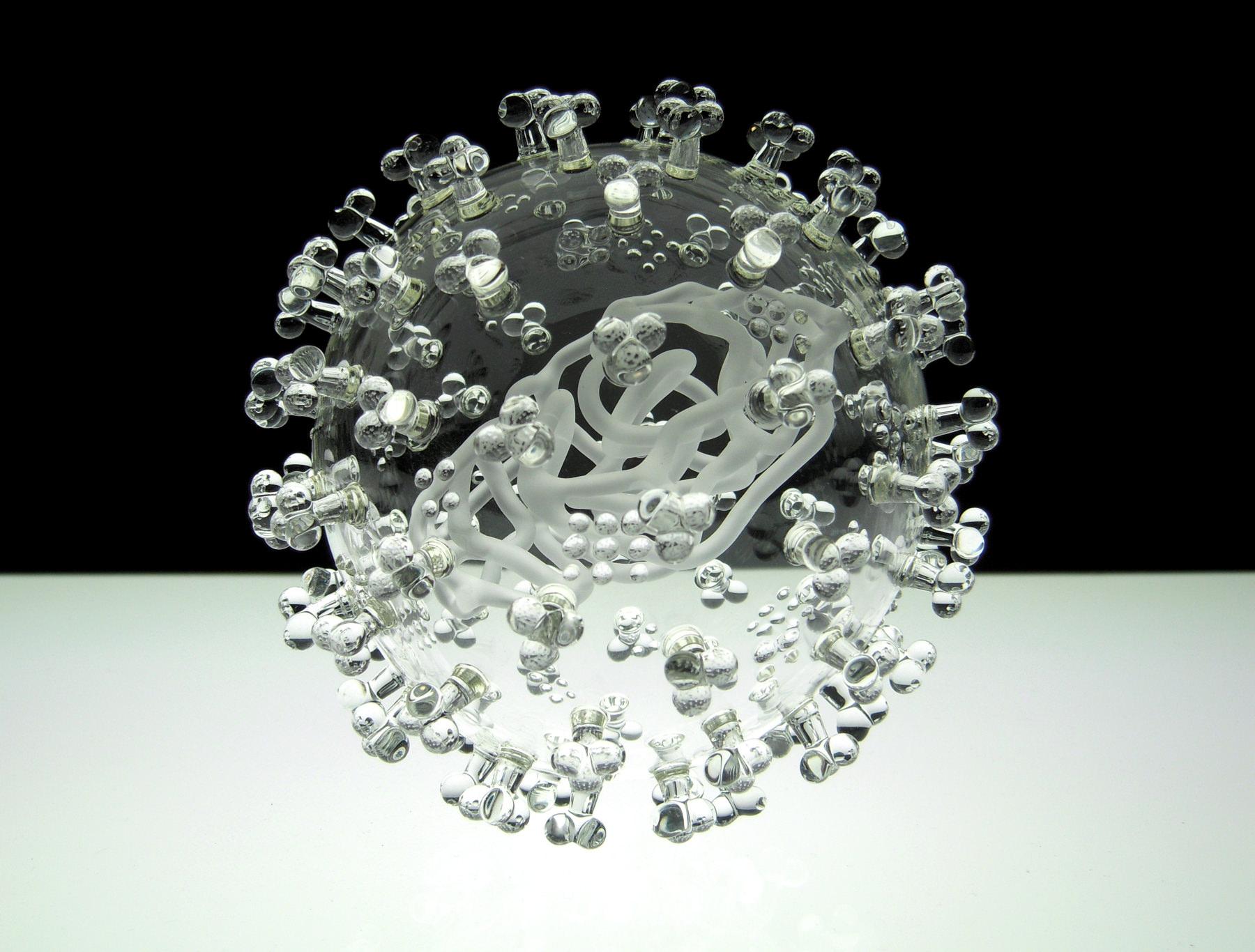Luke Jerram - Round Swine Flu