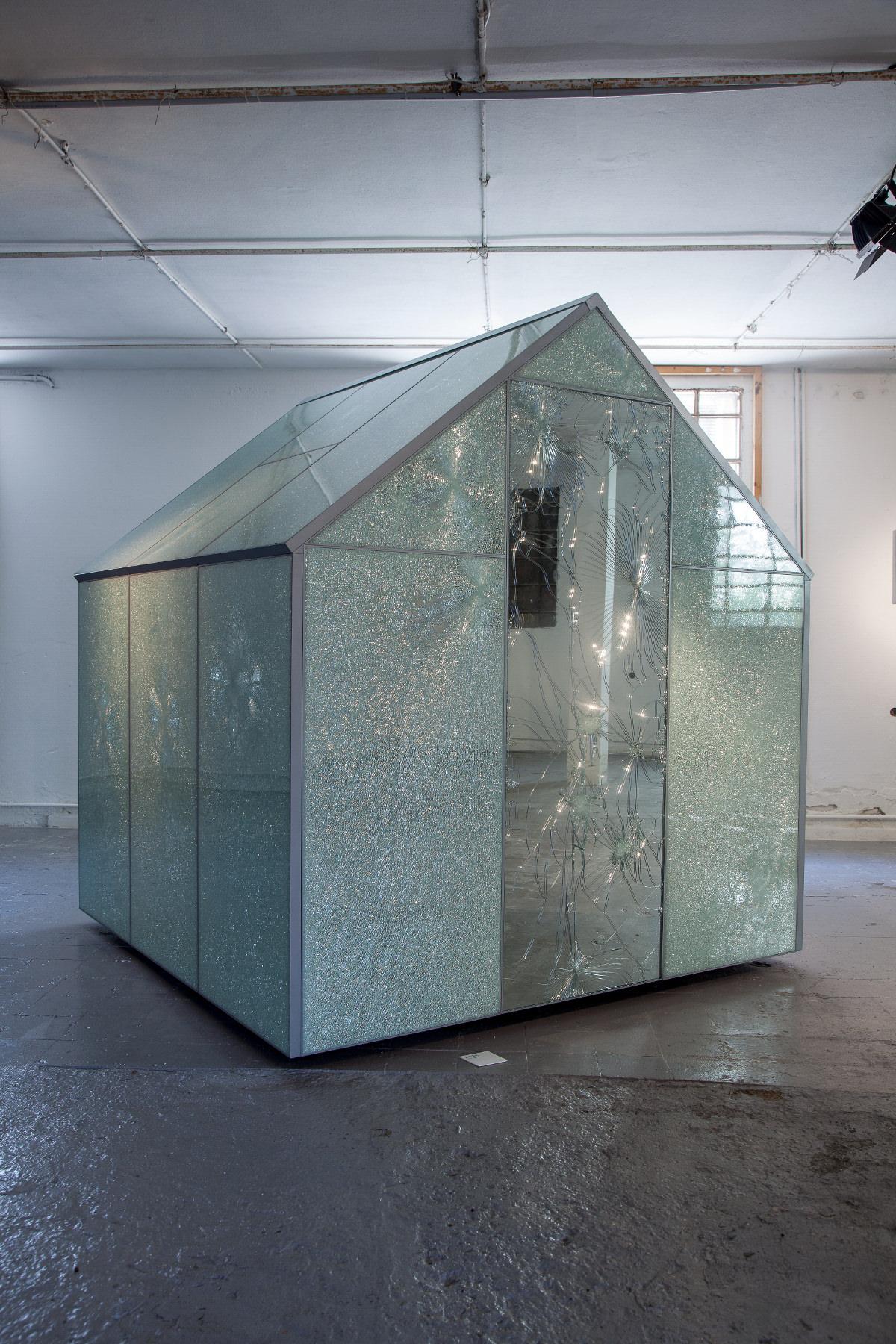 Stuart Haygarth - Glass House