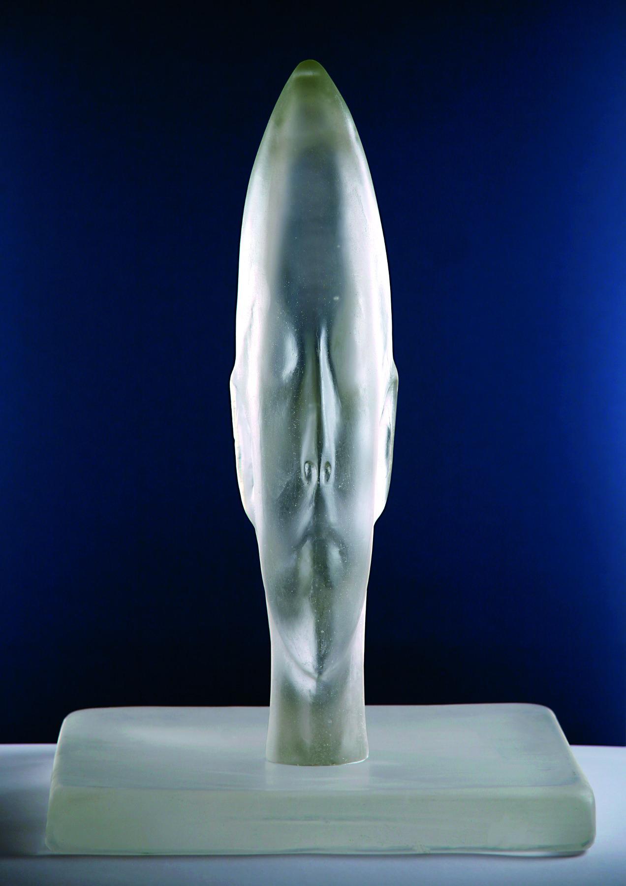 Jaume Plensa - Cristina's Frozen Dreams
