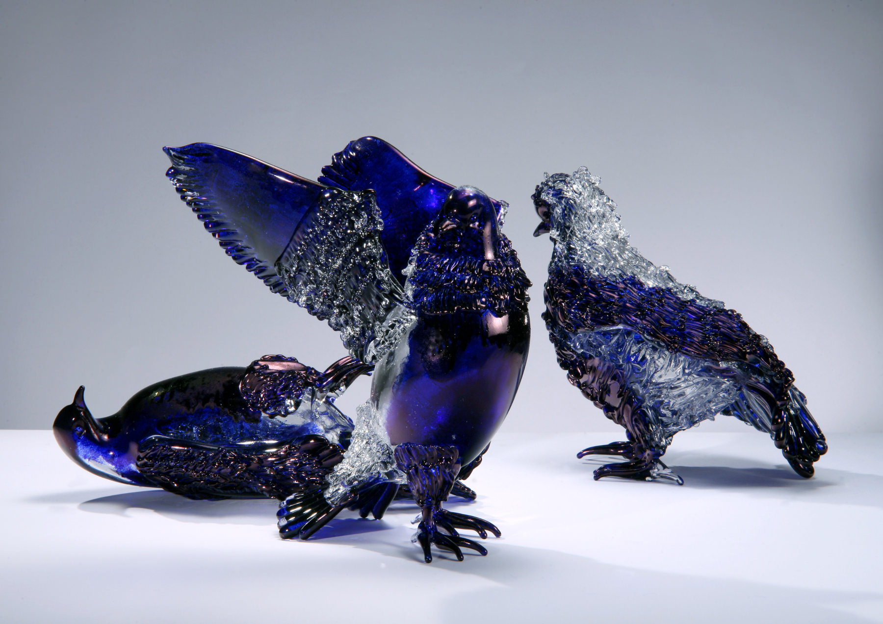 Jan Fabre - Shitting Doves of Peace and Flying Rats