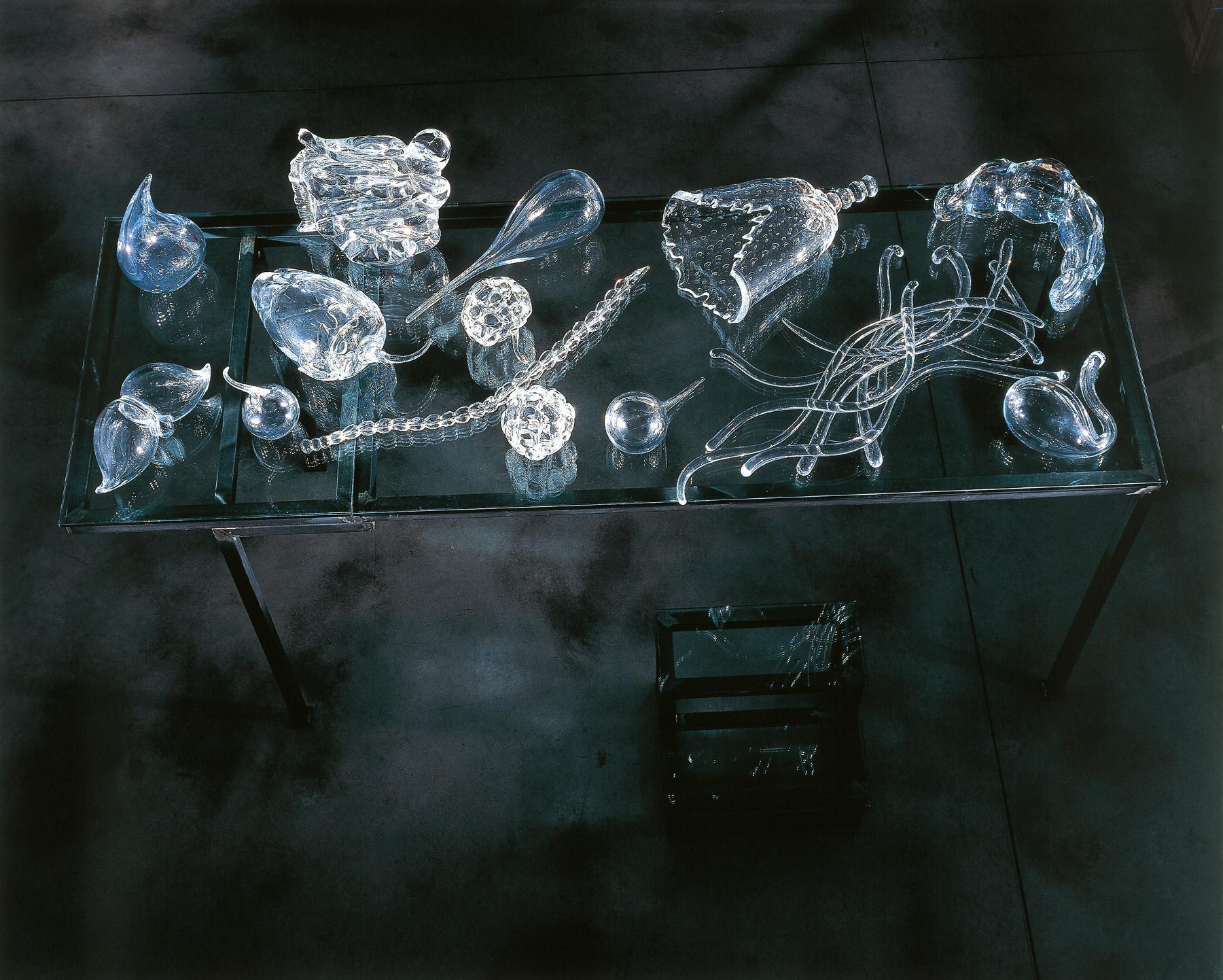 Chen Zhen - Crystal Landscape of Inner Body