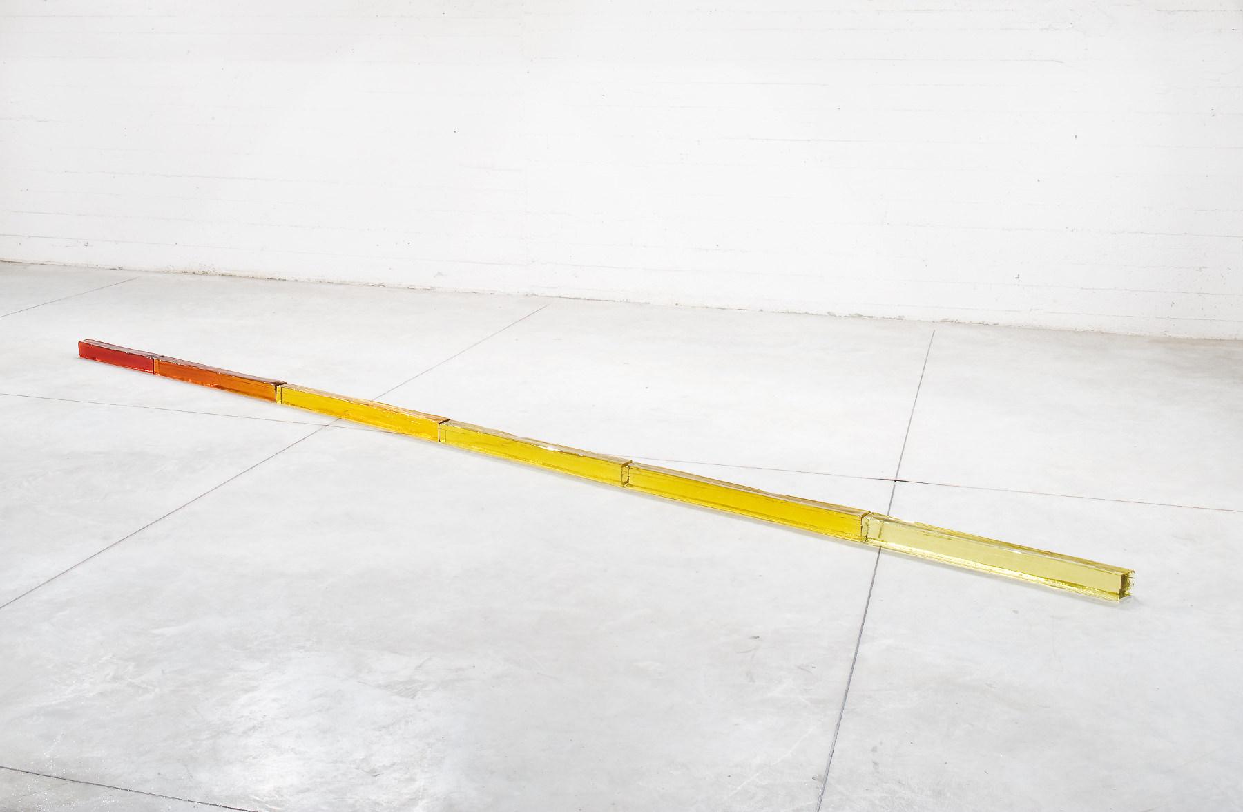 Francesco Gennari - Autoritratto come Rotazione della Terra