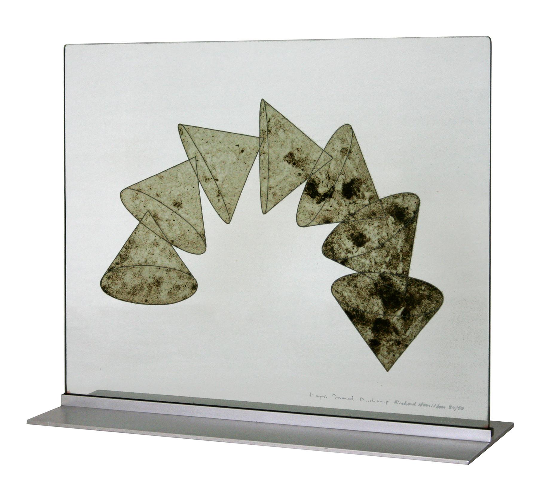 Richard Hamilton - Sieves (with Marcel Duchamp)