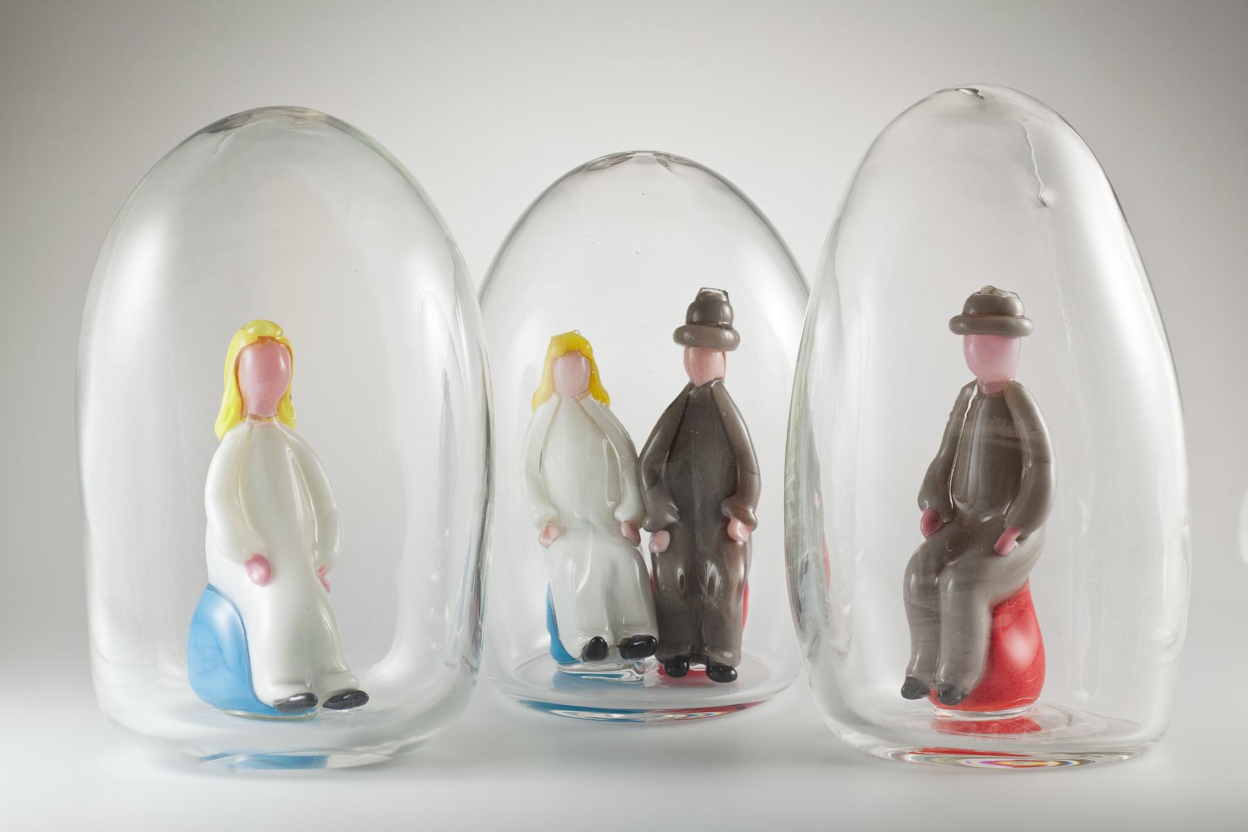 Marie Louise Ekman - The Transparent Family